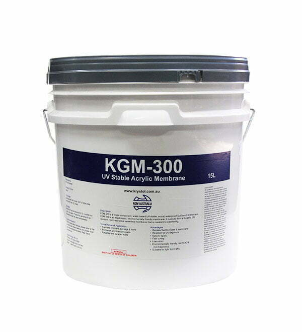 KGM-300 UV Stable Acrylic Membrane