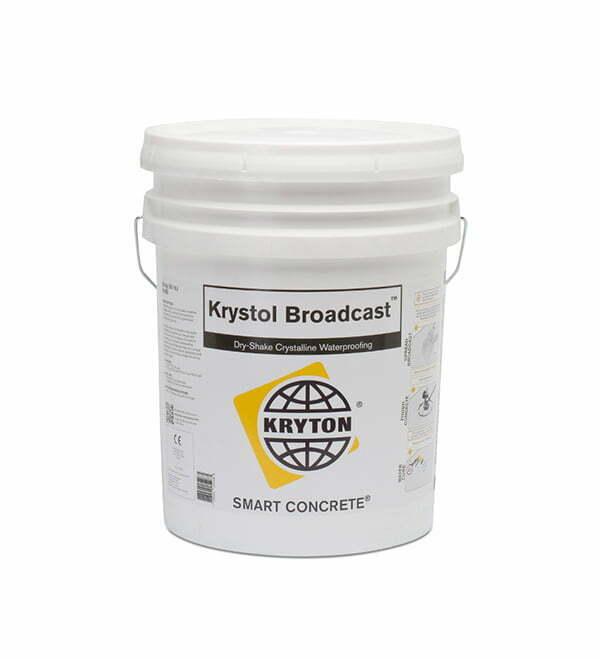 Krystol Products Admixture & Remedial_Krystol Broadcast_K250