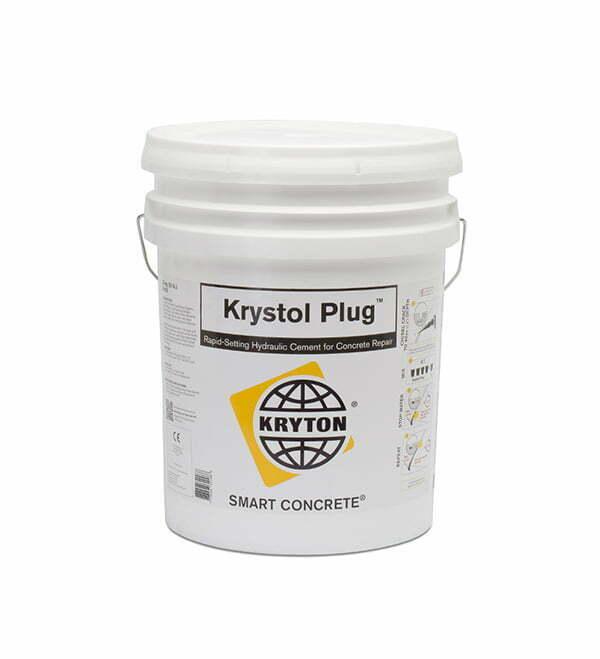 Krystol Products Admixture & Remedial Krystol Plug_K620