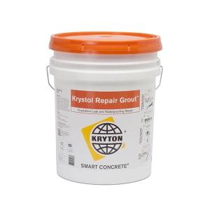 Krystol Products Admixture & Remedial Repair Grout_K510