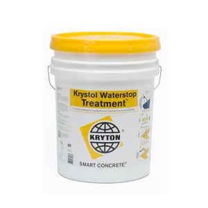 Krystol Products Admixture & Remedial_Krystol Waterstop Treatment_K321