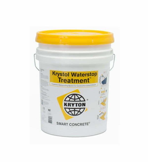 Krystol Products Admixture & Remedial_Krystol Waterstop Treatment_K321