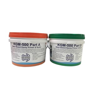 KGM Liquid Membranes_KGM-500 Water-Based Epoxy Primer & Sealer