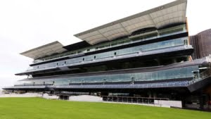 Randwick Racecourse grandstand