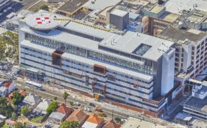 St George Hospital Acute Services Building 2017
